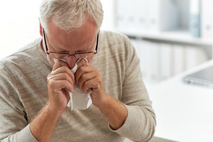 שפעת אצל מבוגרים