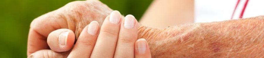 תמיכה בהורים קשישים ומבוגרים