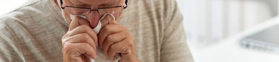 מחלת השפעת אצל מבוגרים